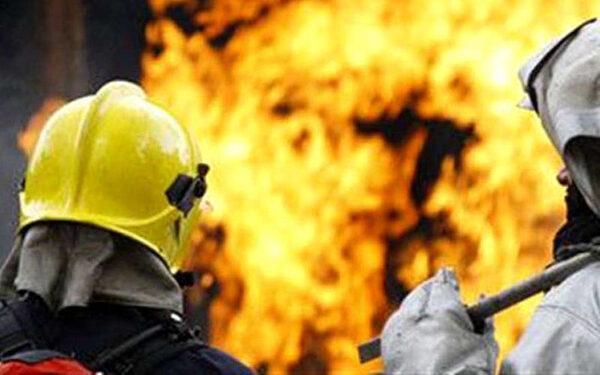 В Тульской области сгорел ангар со спортивными самолетами