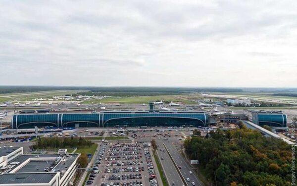 В аэропорту Домодедово построят многоуровневый паркинг