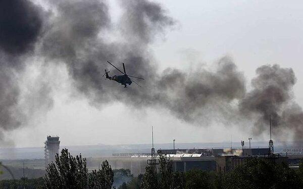 Новости ДНР: донецкий аэропорт находится под контролем ополченцев