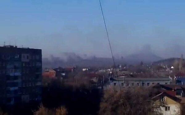 Донецк и Макеевка: обстрел, снаряды попали в храм, есть жертвы