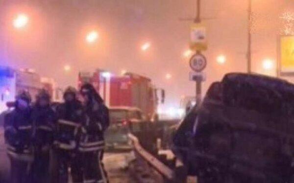 В ДТП на Лужнецкой погиб один человек