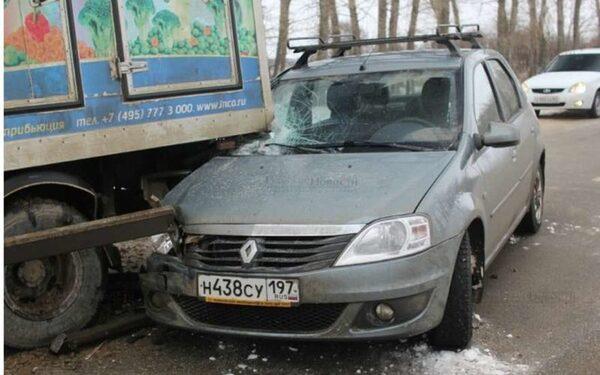 Под Тулой смертельное ДТП: пять человек погибли по вине автоледи