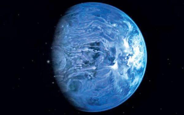 На тяжелых экзопланетах велика вероятность зарождения жизни благодаря длительному существованию океанов