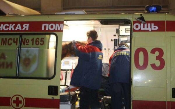 В Воронеже ДТП,погиб полицейский