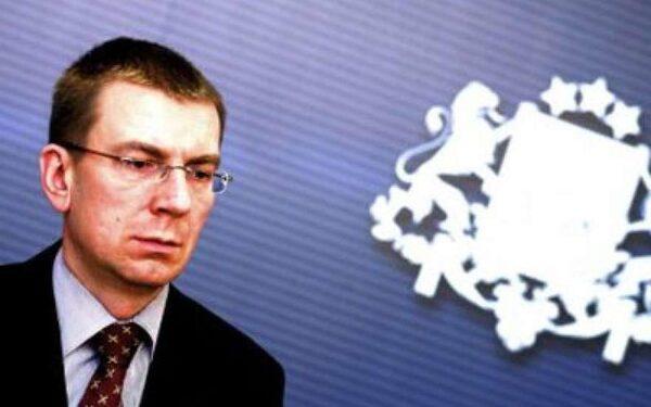 Глава МИД Латвии заявил о возможности отмены санкций
