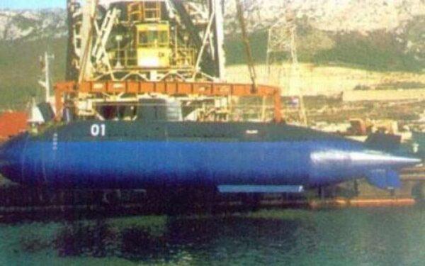 КНДР могли оснастить одну из подводных лодок ракетной установкой