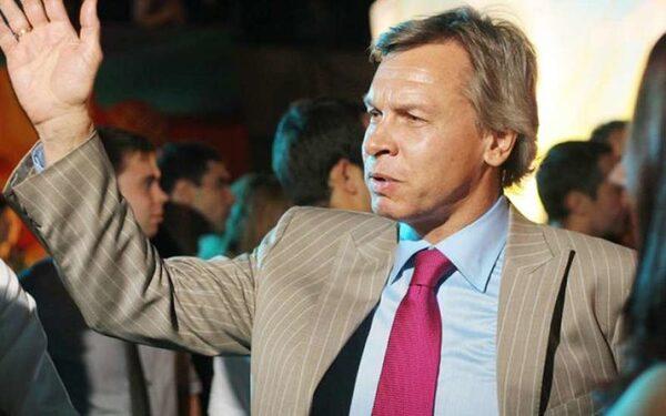 Пушков удивлен отсутствием реакции Берлина на слова Яценюка