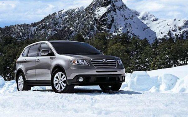 Subaru повысила цены на авто