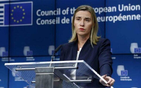 Могерини призвала ЕС к сотрудничеству с Россией