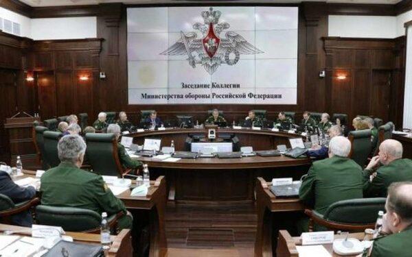 Министерство обороны РФ будет следить за СМИ и соцсетями