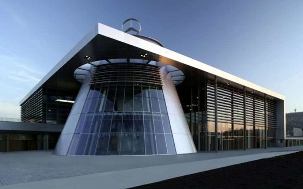 Daimler отзывает авто Mercedes-Benz из-за дефекта