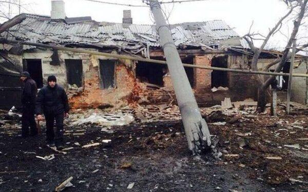 Юго-Восток Украины, новости 28 01 2015