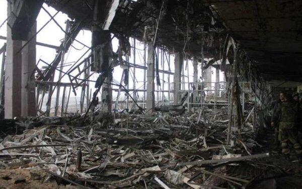 В аэропорту Донецка продолжается бой