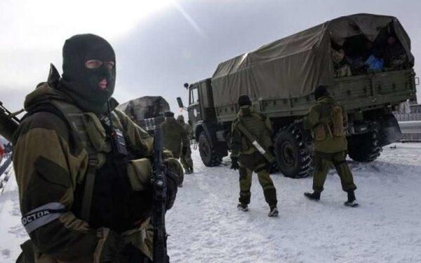 Ополченцы ДНР заявили об отходе силовиков из пункта Пески