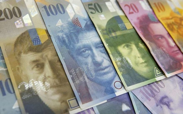 Из-за укрепления франка долг российских компаний вырос на $502 млн