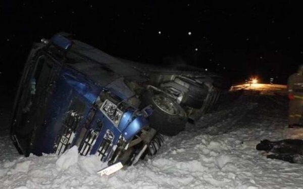 На трассе «Москва-Казань» трое рабочих насмерть сбиты фурой