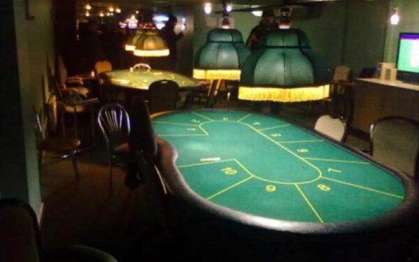 В Питере накрыли очередное подпольное казино