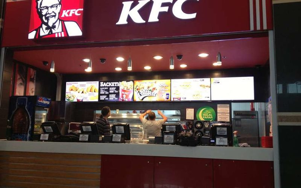 В Казахстане вымогатель требовал у KFC 1,5 миллиона рублей
