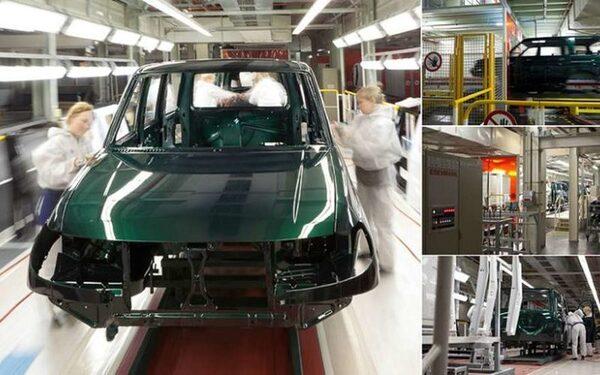 UAZ создаст компактный кроссовер