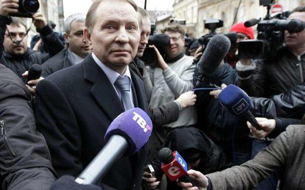Кучма: встреча контактной группы возможна только при участии глав ДНР и ЛНР