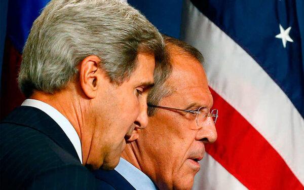 Лавров призывает США повлиять на Украину