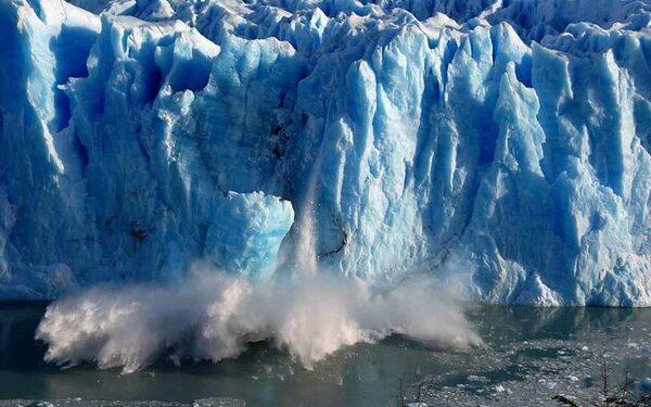 уровень мирового океана стремительно повышается