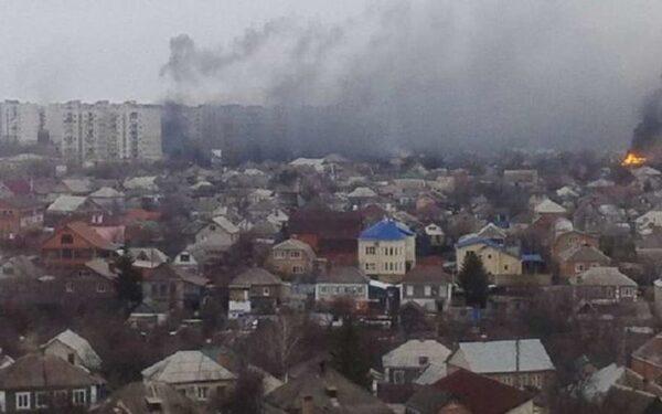 ДНР: ополчение не имеет артиллерии, способной нанести удар по Мариуполю – Видео обстрела