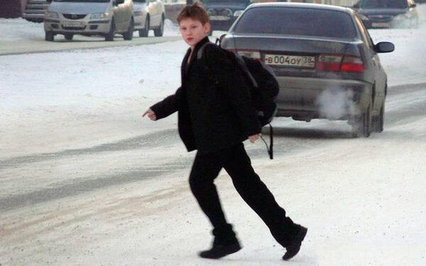 В Вологде водитель сбил ребенка и скрылся