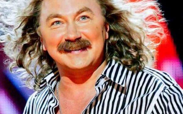 Игорь Николаев накануне 55-летия выпустил новый альбом