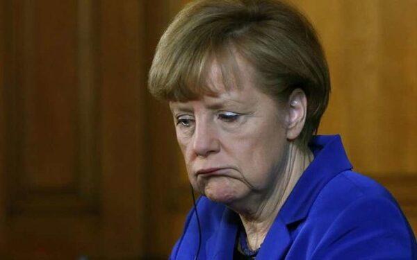 Меркель исключила возможность приглашения Путина на саммит G7