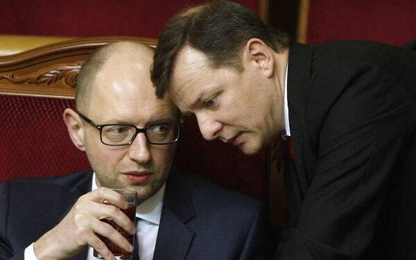 МИД ФРГ о словах Яценюка: каждый имеет право выражать свою позицию
