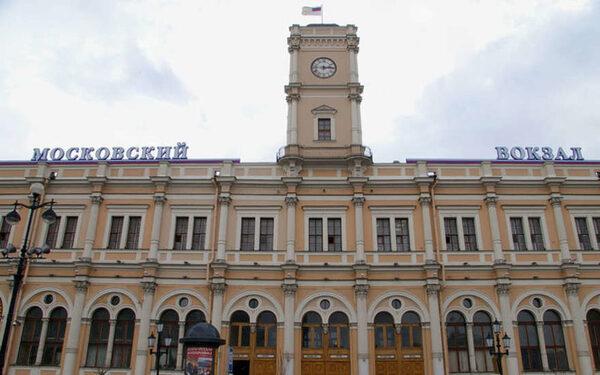 На московском вокзале искали бомбу