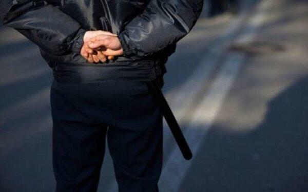 В Москве разыскиваемый преступник активно сопротивлялся сотрудникам полиции