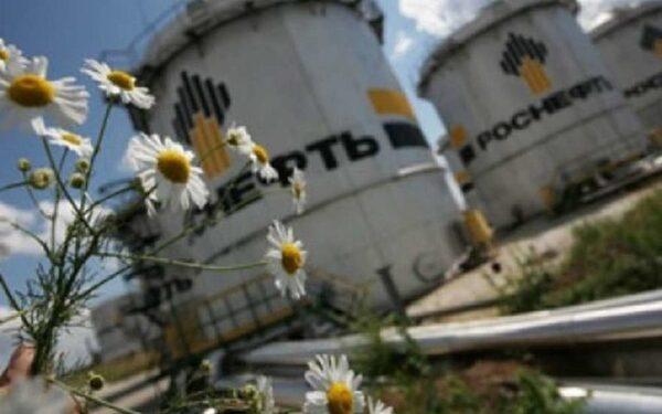 «Роснефть» заявила о замораживании проектов в Мурманской области