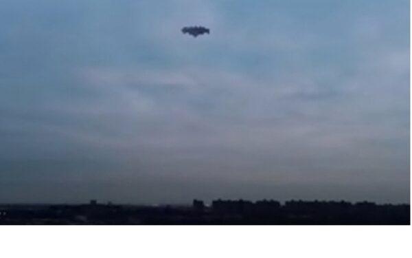 НЛО в Нью-Йорке
