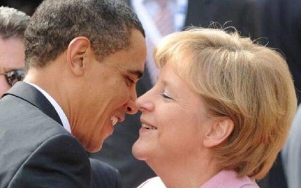 Обама и Меркель согласились с необходимостью поддержки Украины