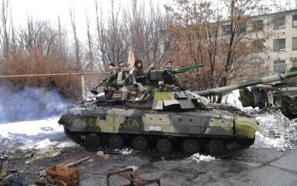 Власти ЛНР: добровольческий батальон «Одесса» действительно разоружен