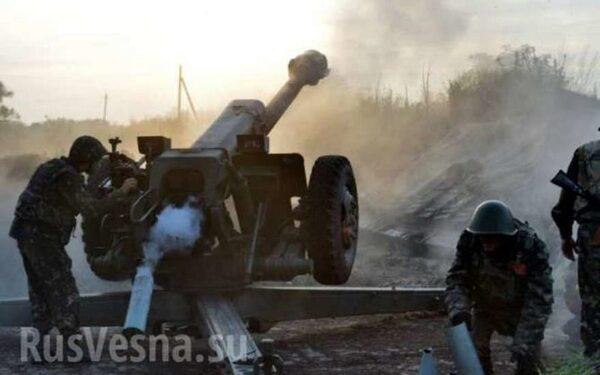 Война на востоке Украины, наступление ополченцев, Мариуполь, котел в Дебальцево, сводки ополченцев