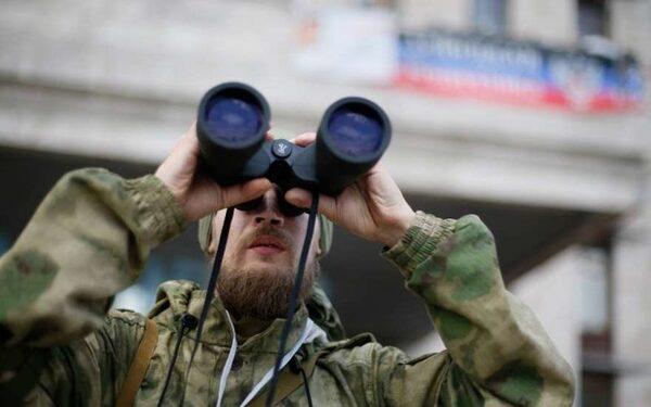 Штаб ДНР: ополчение взято под контроль Мариинку под Донецком