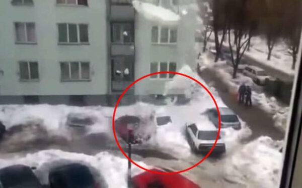Ролик о самой неудачной парковке стал хитом Рунета
