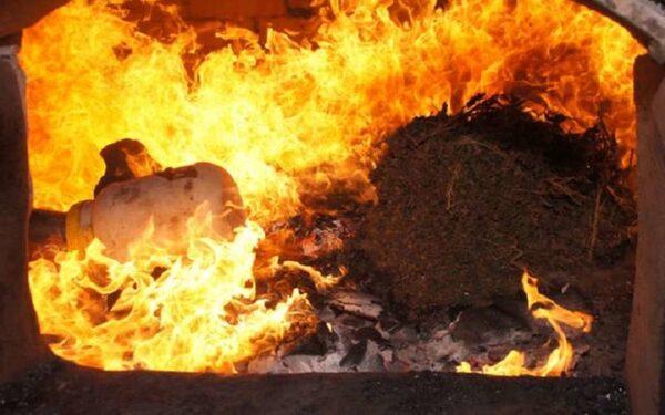 В Забайкалье празднование Нового года закончилось убийством и сожжением тала убитого