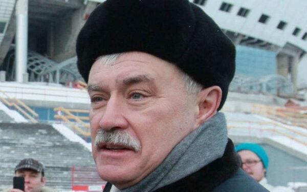 Губернатор Полтавченко
