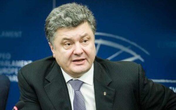 Порошенко видит будущее Европы неразрывно связанным с Украиной