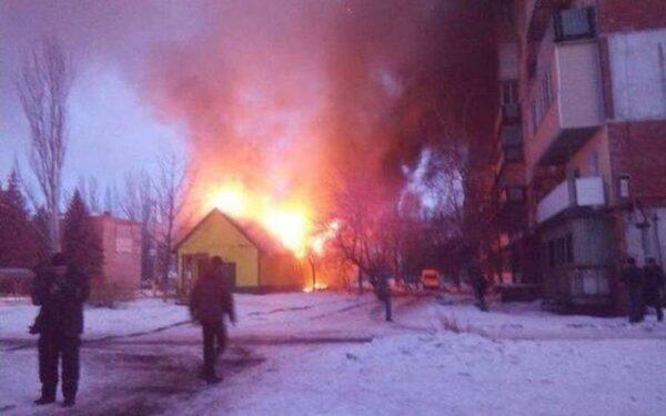Донецкие новости последнего часа 16 01 15: обстрелы Донецка, Горловки, ситуация в аэропорту, сводки ополченцев