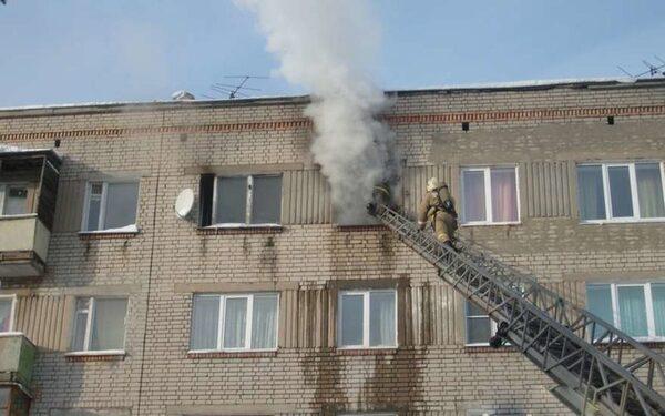В Твери в собственной квартире мужчина задохнулся дымом