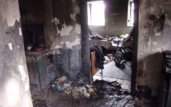 В Башкирии заживо сгорели 2 ребенка