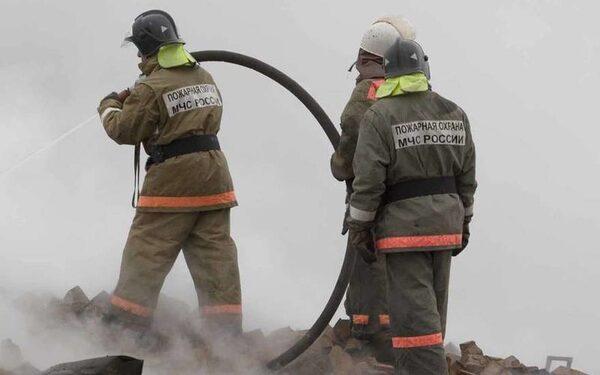 В Хабаровске в результате пожара пострадало несколько человек