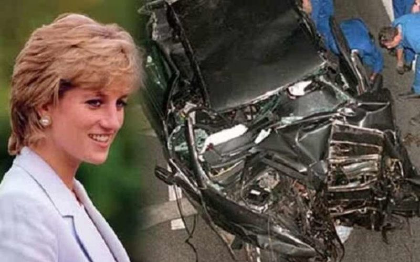 Принцесса Диана в момент своей гибели была беременна - утверждает Йон Конвей