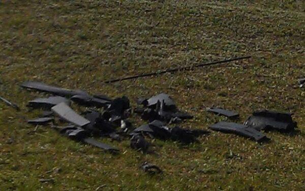 Разбившийся беспилотник обнаружен на лужайке у Белого Дома
