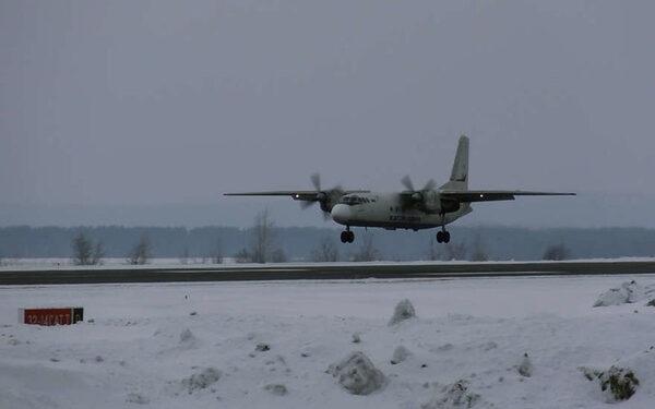 В Уфе экстренно приземлился самолет из-за потерявшей сознание пассажирки